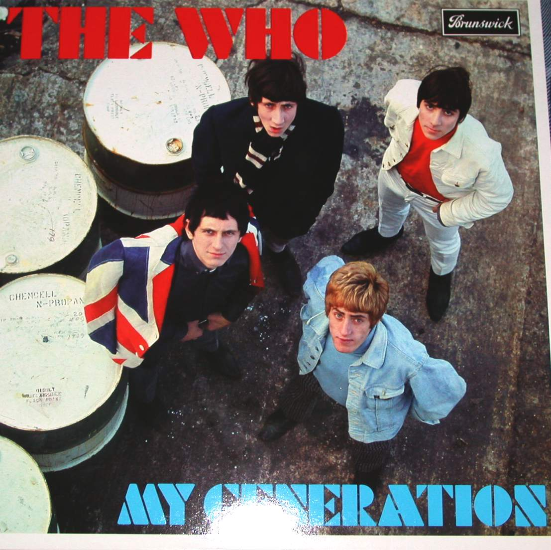 The Who - My Generation - Kids Are Alright