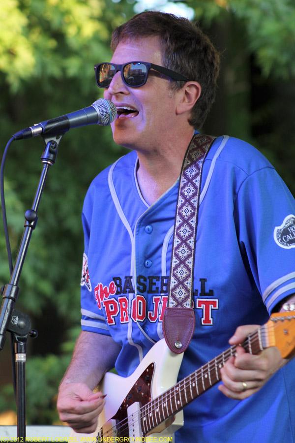 Steve Wynn of the Baseball Project