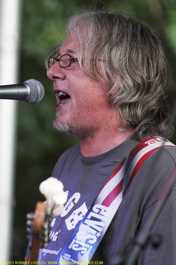 Mike Mills of the Baseball Project