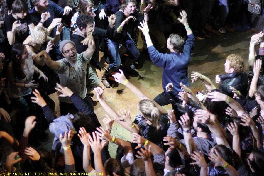 Dan Deacon concert