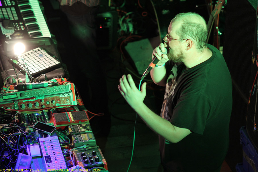 Dan Deacon Ensemble