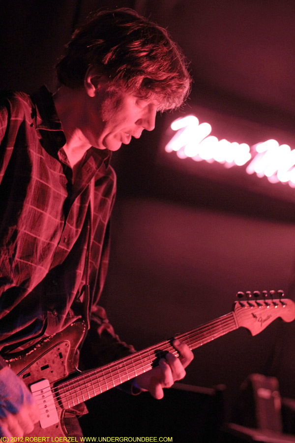 Thurston Moore and Frank Rosaly