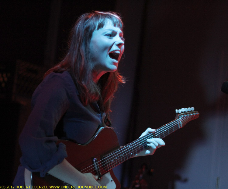 Angel Olsen at The Burlington
