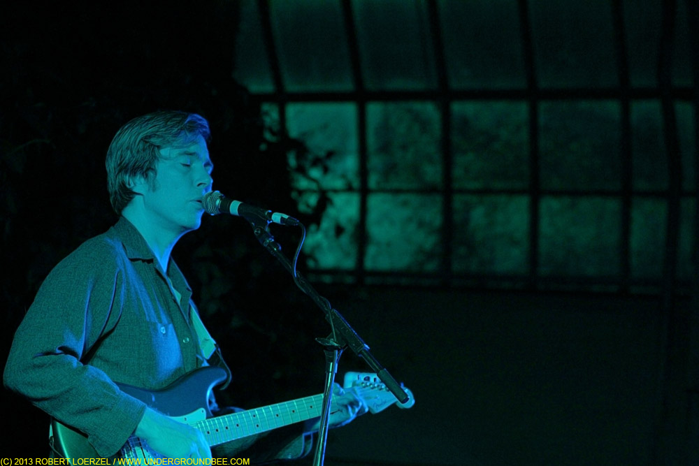 Bill Callahan at Garfield Park Conservatory