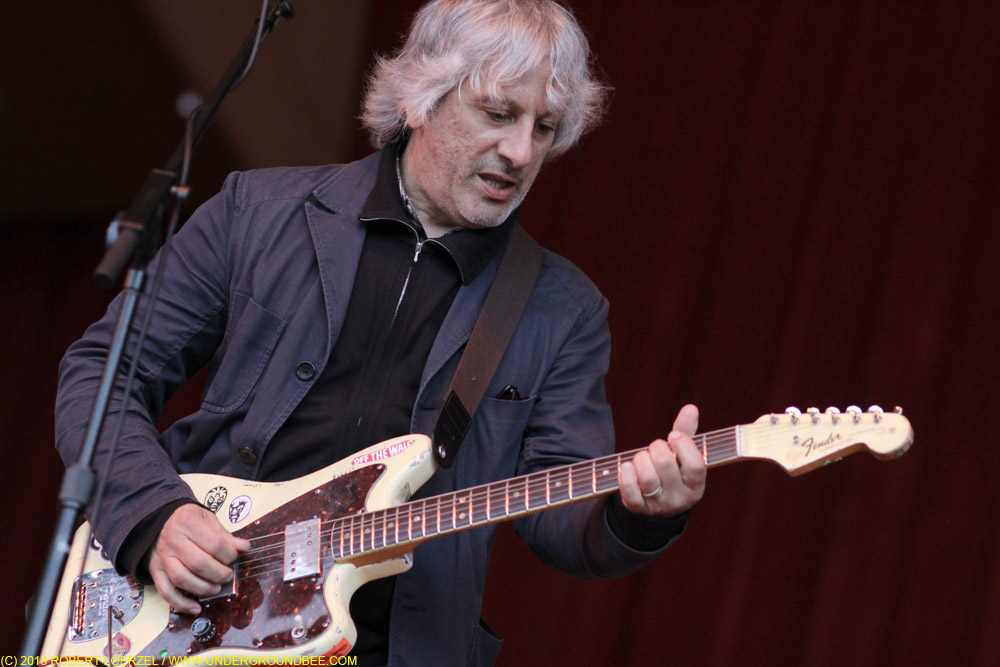 Lee Ranaldo and Marc Ribot at Pritzker