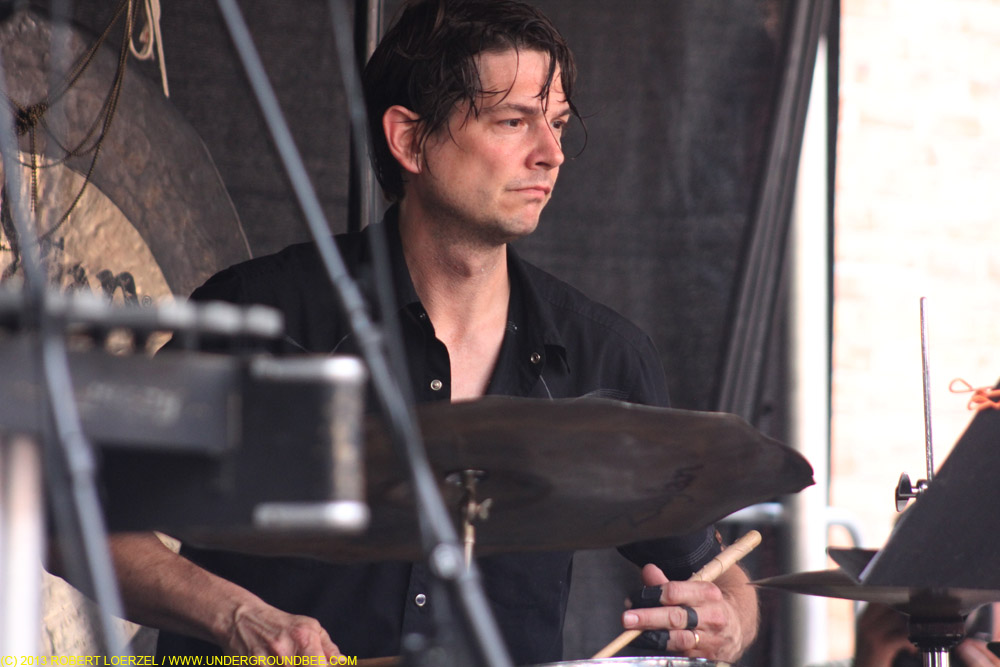 Glenn Kotche plays with On Fillmore