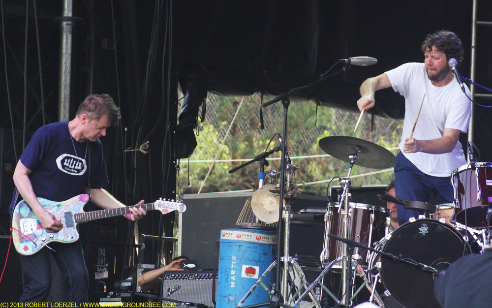 Nels Cline and Billy Martin