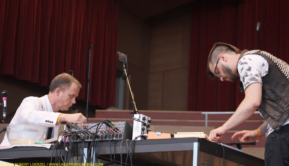 Matmos and Fonema Consort at Pritzker
