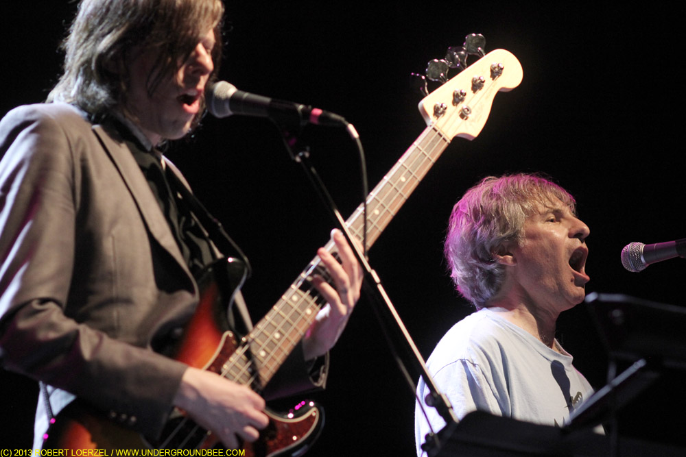 Ken Stringfellow and Chris Stamey