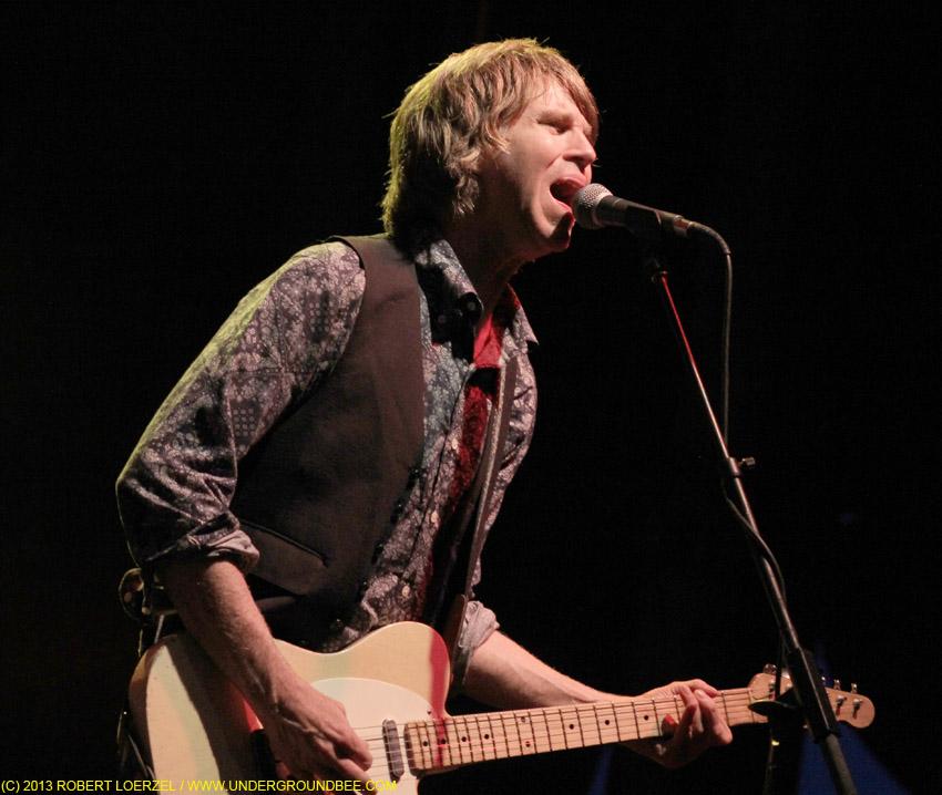 Pat Sansone, during Wilco's June 22 concert