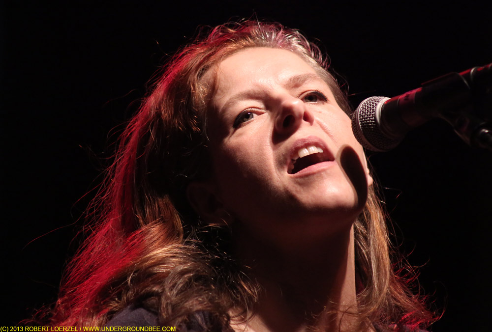 Neko Case at the Hideout Block Party/A.V. Fest