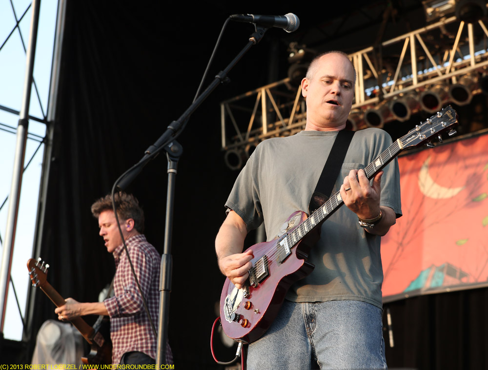 Superchunk at the Hideout Block Party/A.V. Fest