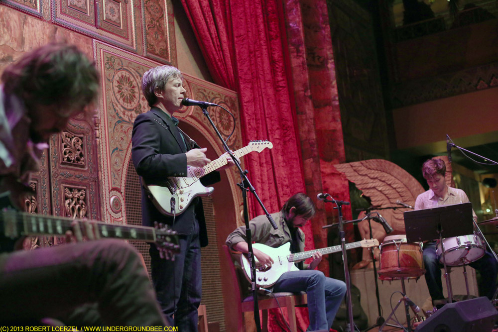 Bill Callahan at Alhambra Palace