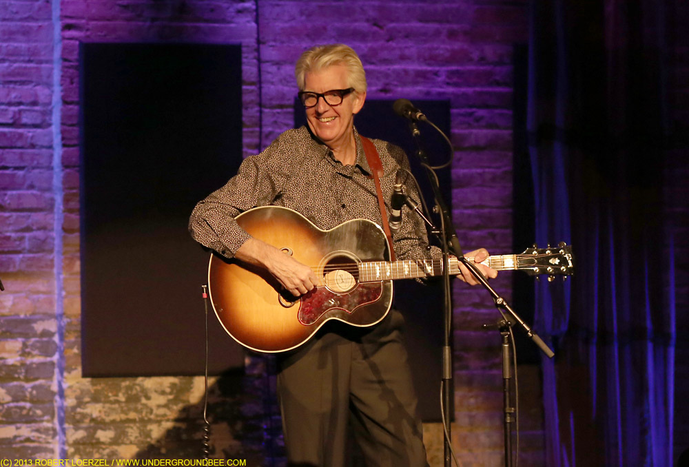 Nick Lowe At Space Underground Bee