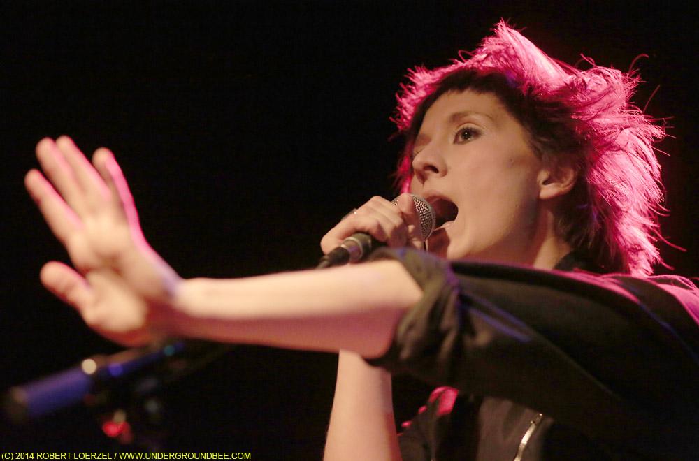 Cate Le Bon at Schubas