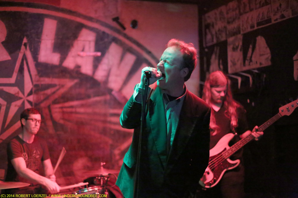Protomartyr (Detroit) at Beerland