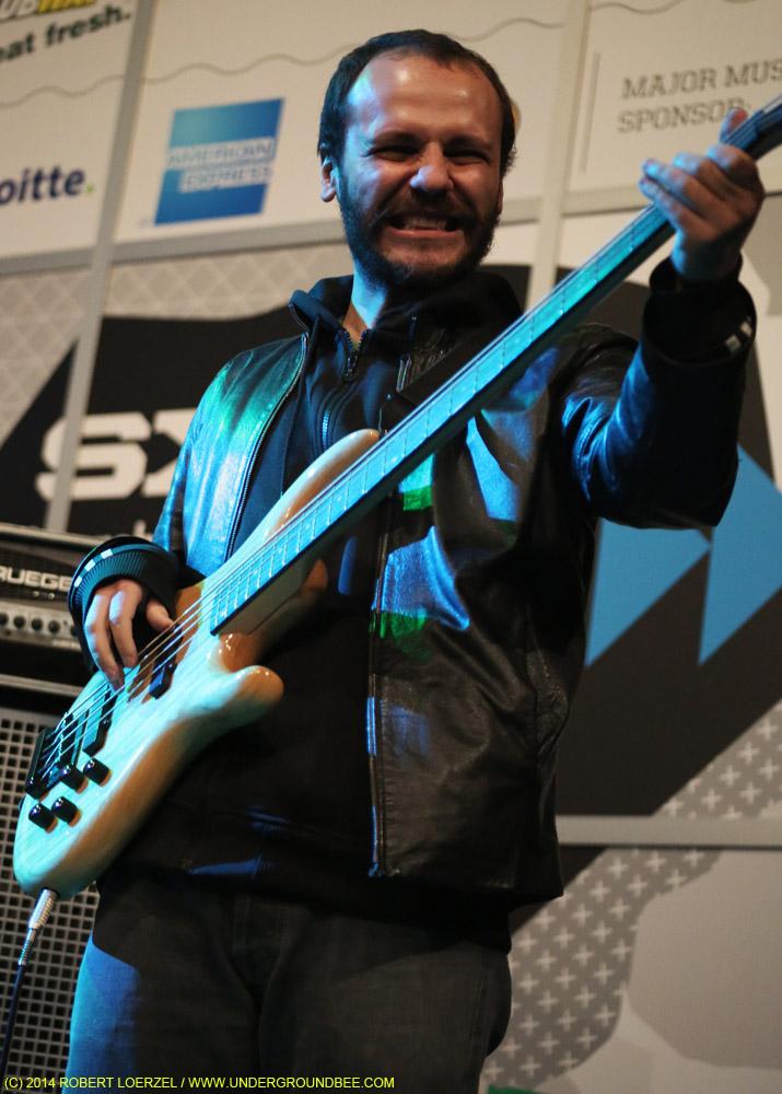 LosPetitFellas (Bogota, Colombia) at the Radio Day Stage
