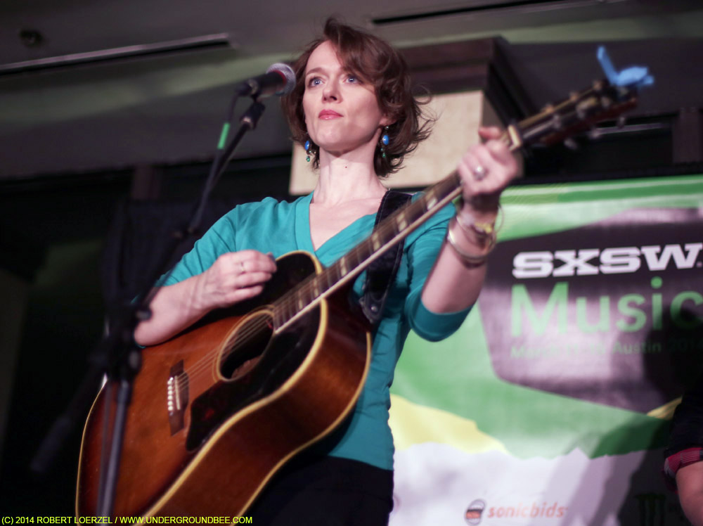 Laura Cantrell (New York) at the 18th Floor at the Hilton Garden Inn