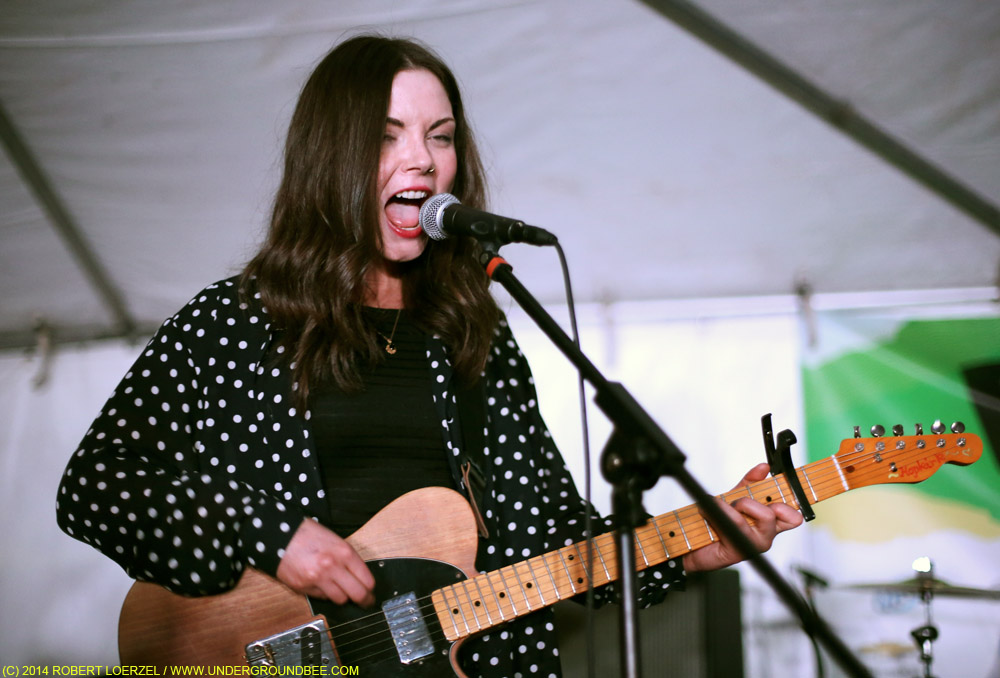 Honeyblood (Glasgow) at Holy Mountain Backyard