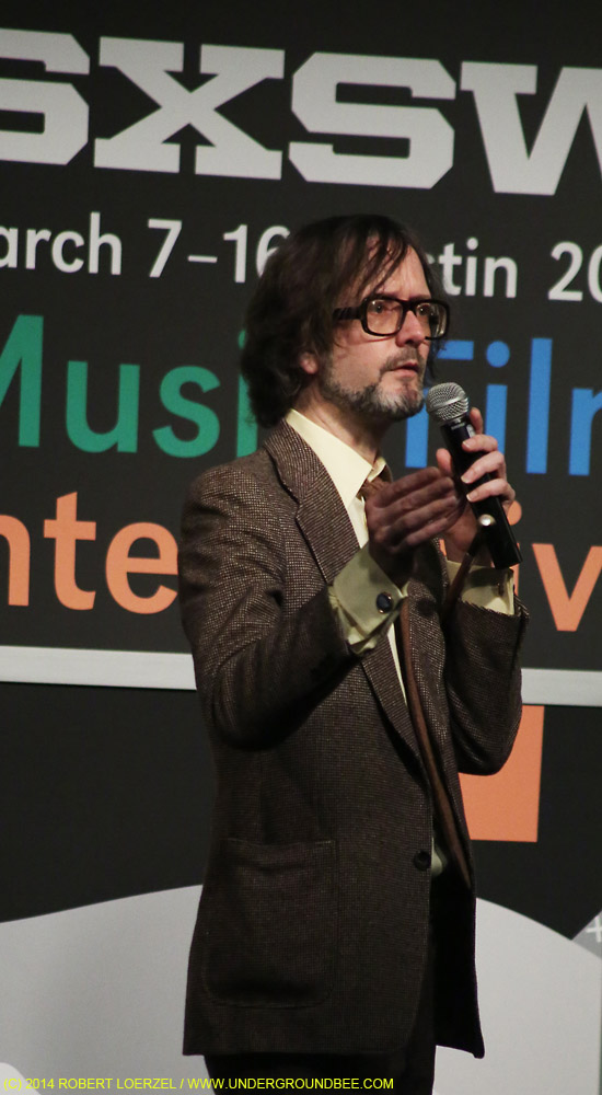Jarvis Cocker lecture