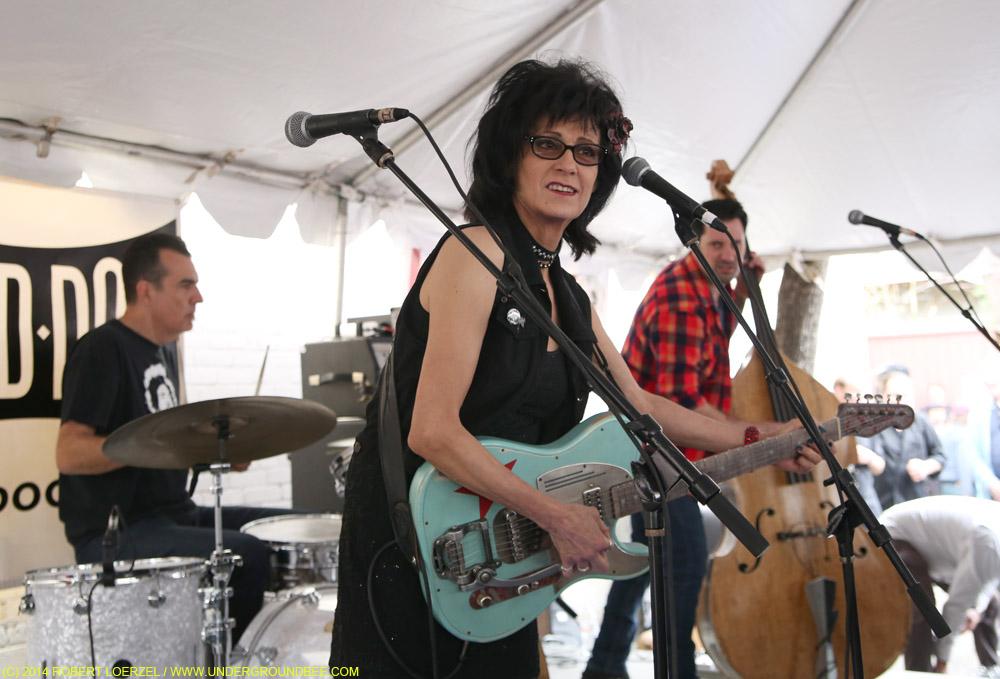 Rosie Flores (Austin)