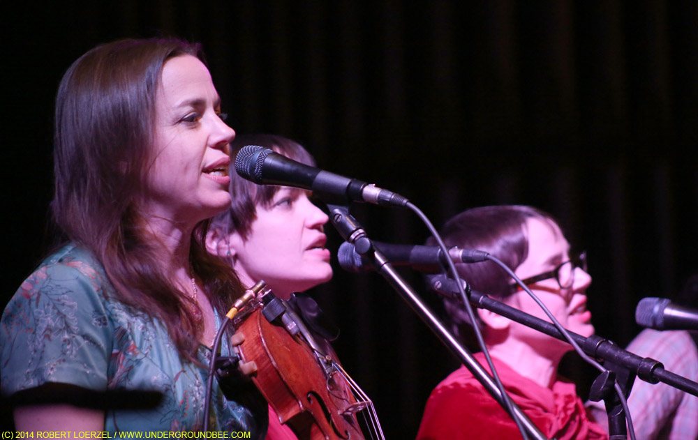 The Haden Triplets at St. David's Sanctuary