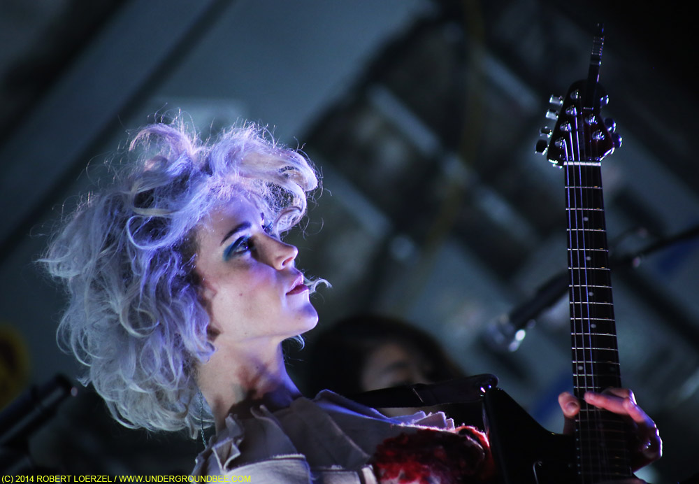 Photos of St. Vincent at SXSW