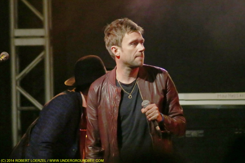 Damon Albarn (London) at Stubb's