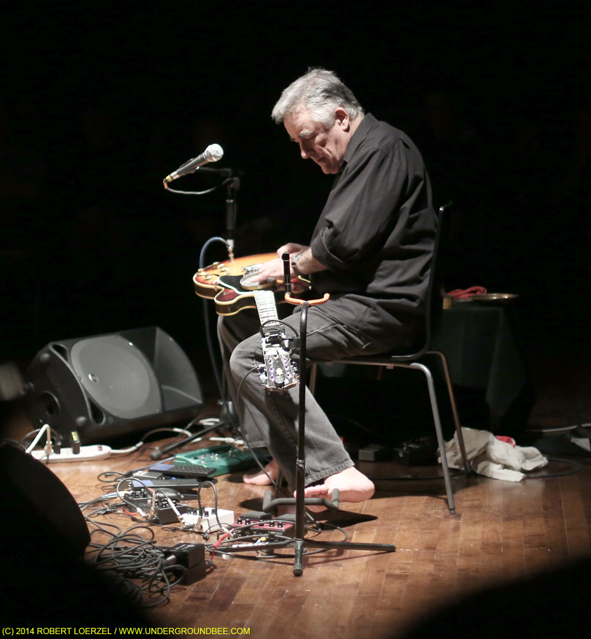 Fred Frith at Constellation