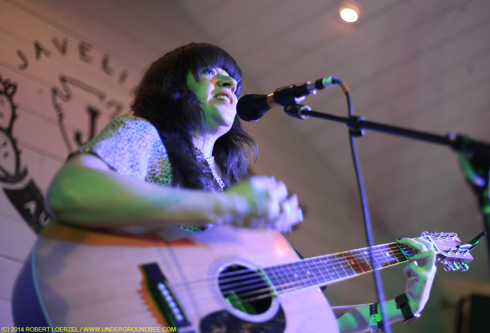 Shelby Earl (Seattle) at Javelina