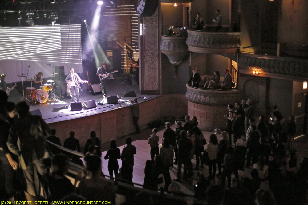 A Sneak Peek Inside Thalia Hall