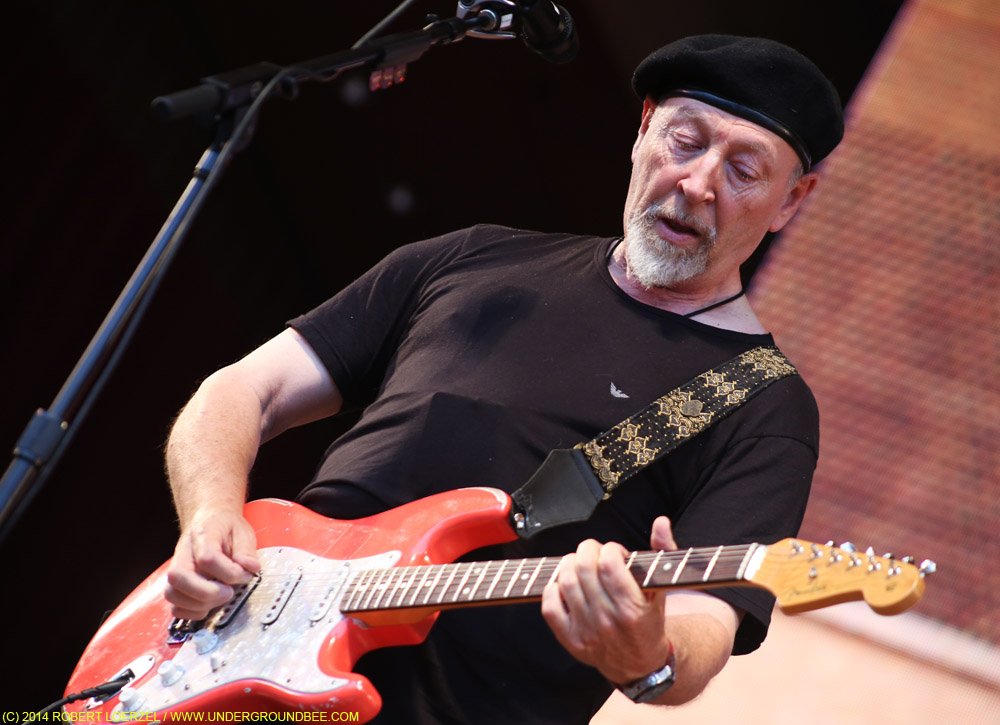 Richard Thompson at Millennium Park and Space