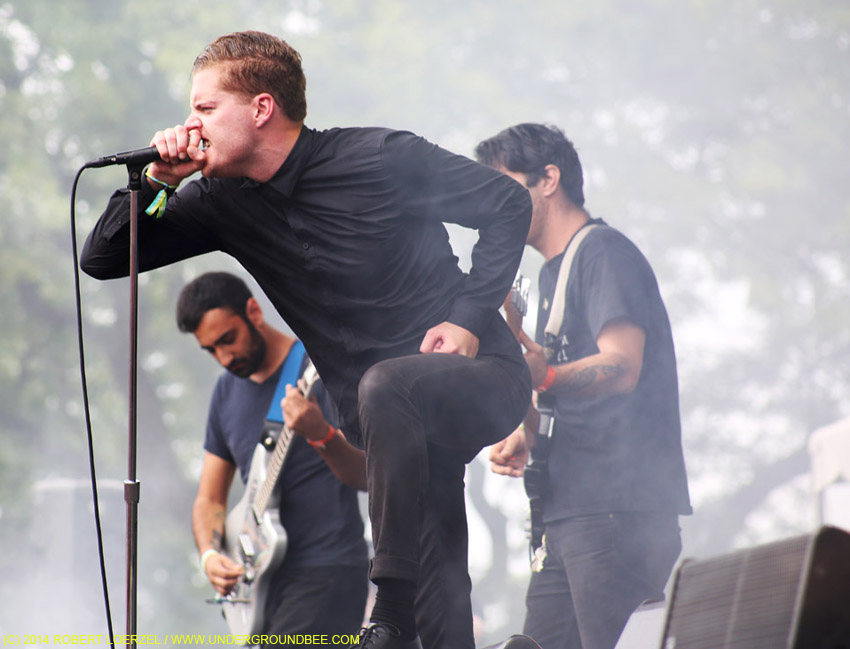 Deafheaven at Pitchfork