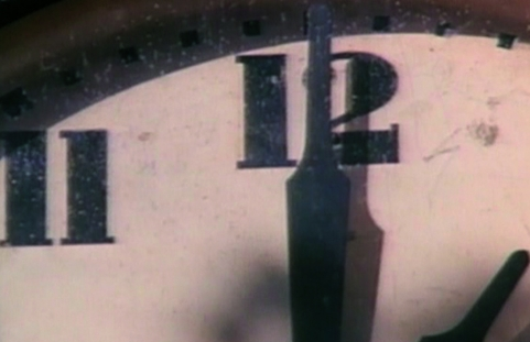 Christian Marclay's 'The Clock'