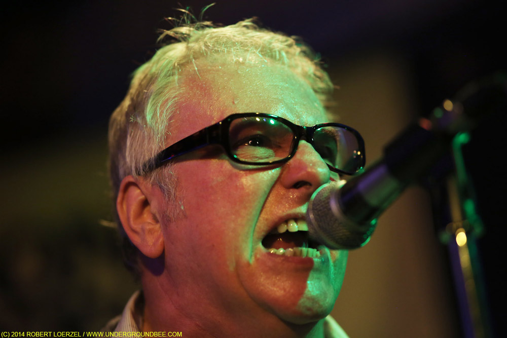 The Len Bright Combo (Wreckless Eric)