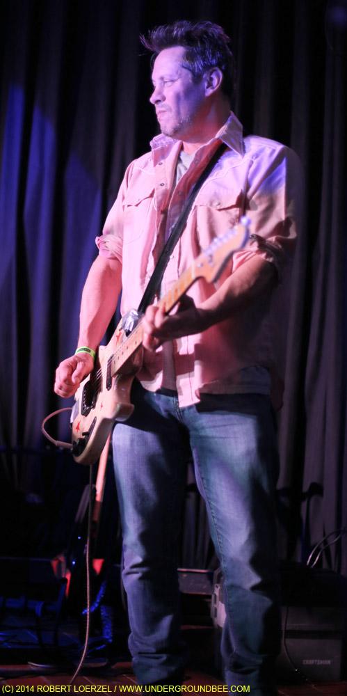 Guitarist Todd May