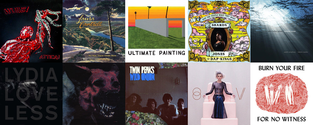 Favorite Records of 2014