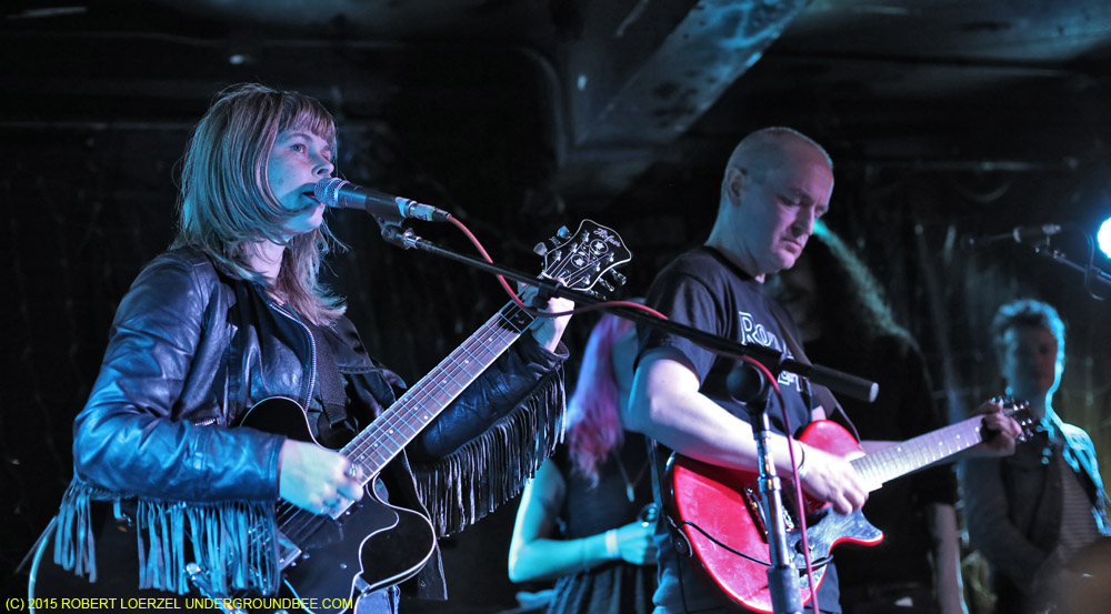 The Vaselines at the Empty Bottle