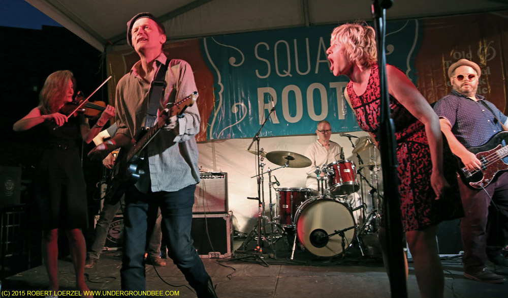 The Mekons at Square Roots, Hideout & Poetry Foundation