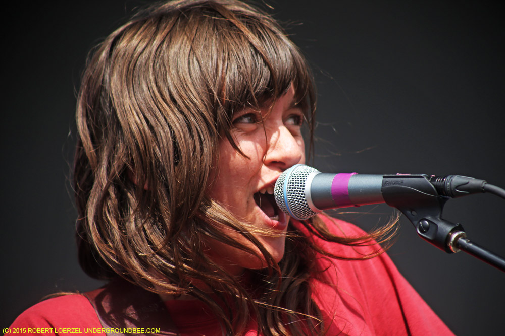 Photos: Courtney Barnett at Pitchfork