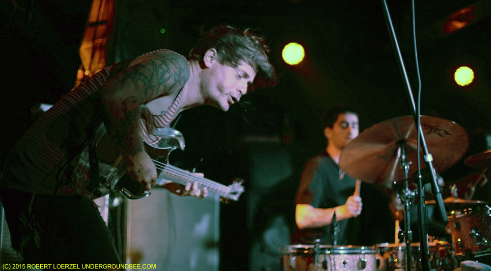 Thee Oh Sees, the Blind Shake and Make-Overs at the Empty Bottle