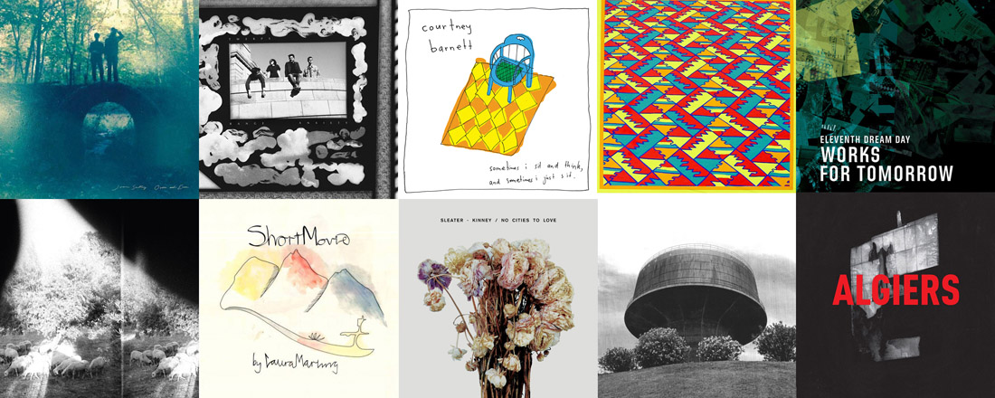 Favorite albums of 2015