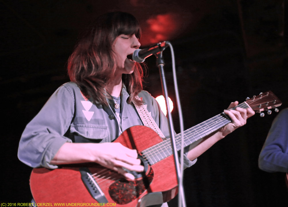 Eleanor Friedberger at the Empty Bottle