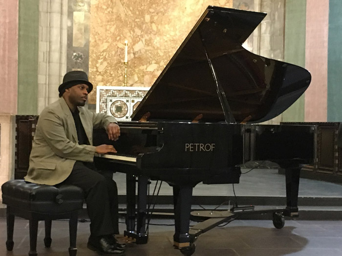 Reginald Robinson at First Unitarian Church