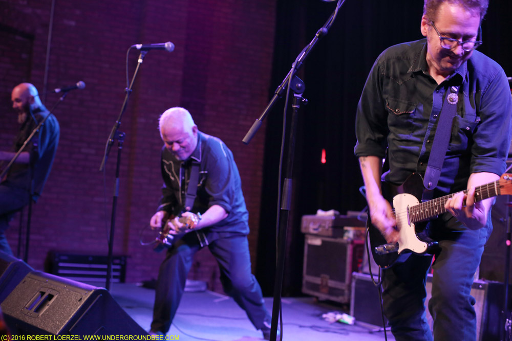 Waco Brothers at Wire