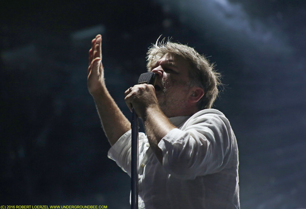 LCD Soundsystem at Lollapalooza