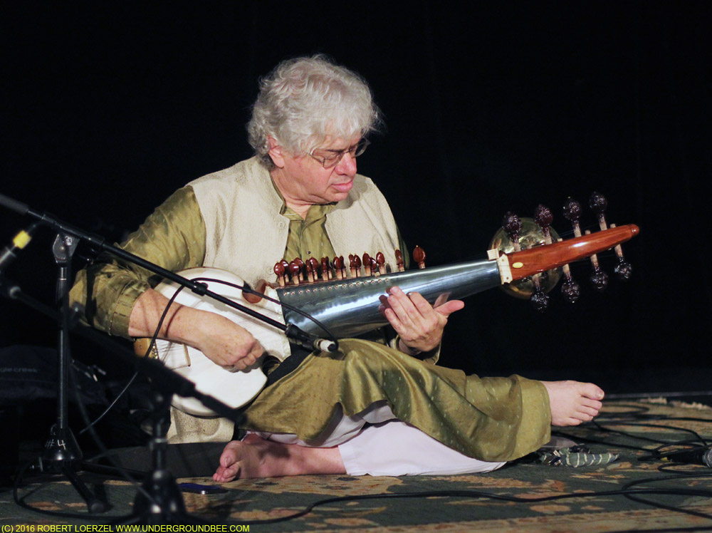 David Trasoff (sarod)
