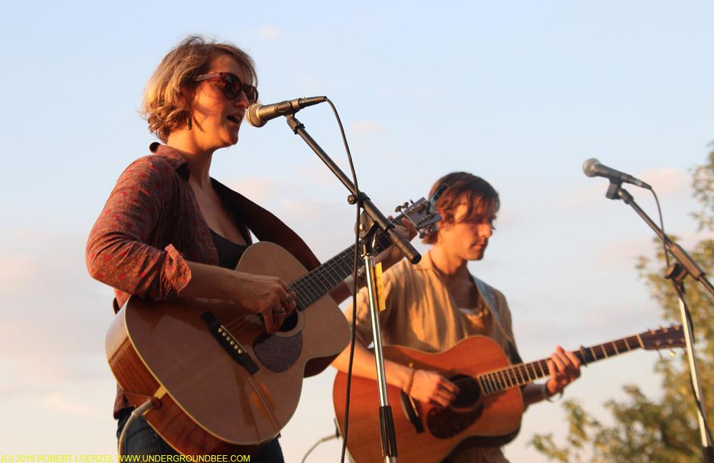 Joan Shelley with Nathan Salsburg