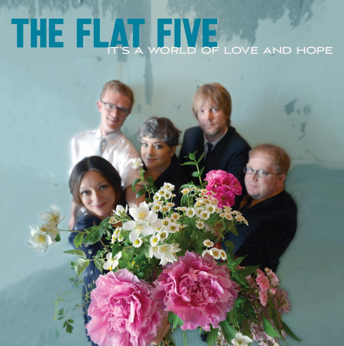 Finally… a Record by The Flat Five