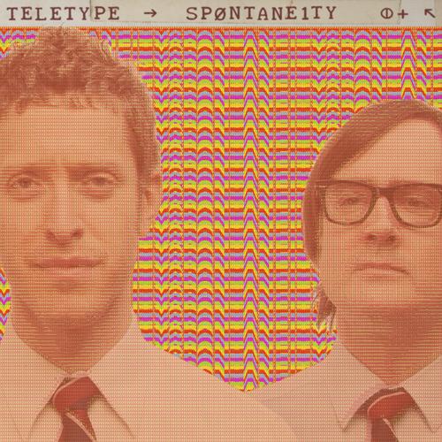 Abraham Levitan + Devin Davis = Teletype